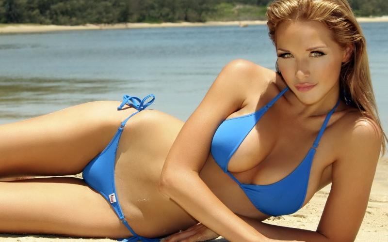Boobs In A Bikini